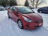 2013 Hyundai Elantra GLS LOW KMS CERTIFIED