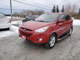 Photo of Red 2011 Hyundai Tucson