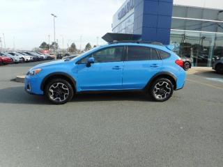 Used 2016 Subaru XV Crosstrek 2.0i w/Sport/Tech Pkg for sale in Halifax, NS