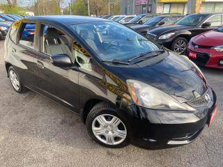 Used 2013 Honda Fit LX for sale in Scarborough, ON