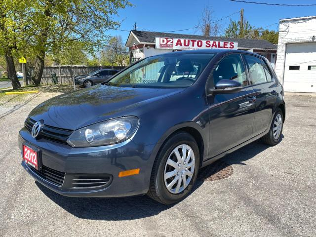 2012 Volkswagen Golf Automatic/4 Cylinder/Htd Seats/Comes Certified