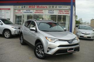 Used 2016 Toyota RAV4 XLE HYBRID for sale in Toronto, ON