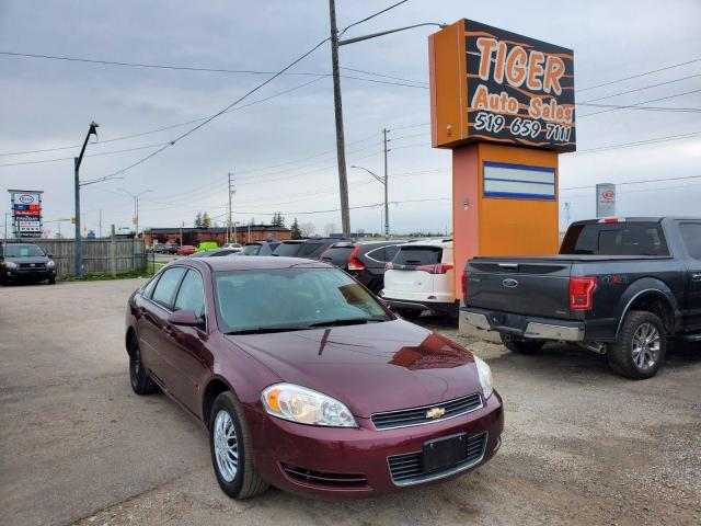 2007 Chevrolet Impala LS**ONLY 123 KMS***CERTIFIED