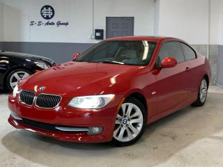 Used 2011 BMW 328xi AWD|COUPE|SUNROOF|HARMAN KARDON|HEATED WHEEL for sale in Oakville, ON