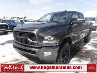 Used 2018 RAM 2500 Laramie Crew CAB SWB 4WD 6.7L for sale in Calgary, AB