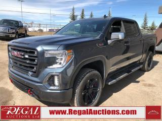 Used 2019 GMC Sierra AT4 CREW CAB SWB 4WD 6.2L for sale in Calgary, AB