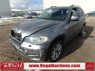 Used 2012 BMW X5 XDRIVE50I 4D UTILITY AWD 4.4L for sale in Calgary, AB