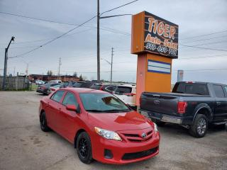 Used 2012 Toyota Corolla CE**ONLY 67KMS**RIMS**POWER WINDOWS**CERTIFIED for sale in London, ON