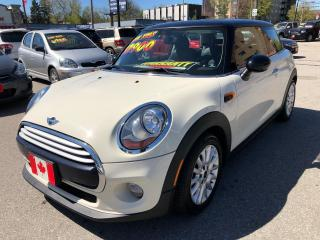 Used 2015 MINI Cooper HARDTOP for sale in Scarborough, ON