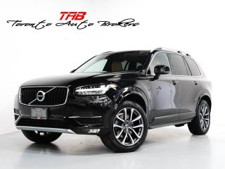 Used 2016 Volvo XC90 T6 MOMENTUM | 7-PASS | 20 INCH WHEELS | PANO for sale in Vaughan, ON