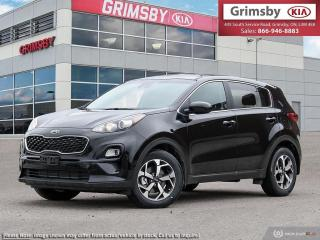 New 2020 Kia Sportage LX S for sale in Grimsby, ON