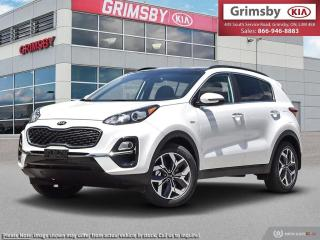 New 2020 Kia Sportage EX S|AWD|CHROME PKG|SAFETY TECH|18