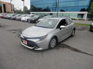 Used 2019 Toyota Corolla Hatchback CVT for sale in Ottawa, ON