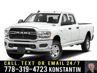 Used 2020 RAM 3500 Big Horn - Diesel Engine for sale in Maple Ridge, BC