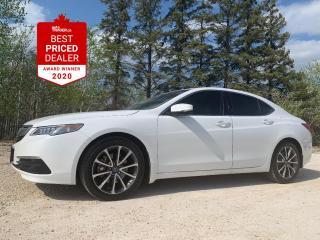 Used 2016 Acura TLX SH-AWD TECH *NAV - SUNROOF - ARRIVING SOON* for sale in Winnipeg, MB