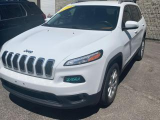 Used 2015 Jeep Cherokee NORTH | V6 | LOW KM | HEATED SEATS | BACK UP CAM for sale in Waterloo, ON