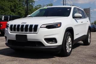 Used 2019 Jeep Cherokee NORTH FWD for sale in Waterloo, ON