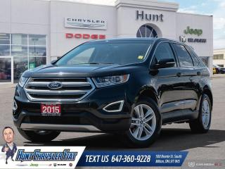 Used 2015 Ford Edge SEL for sale in Milton, ON