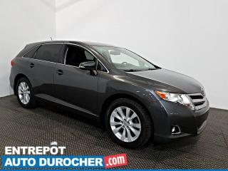 Used 2016 Toyota Venza AIR CLIMATISÉ - Caméra de Recul for sale in Laval, QC
