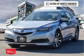Used 2016 Acura TLX 2.4L P-AWS w/Tech Pkg NAVI|BLIND SPOT|REMOTE START for sale in Thornhill, ON