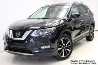 Used 2017 Nissan Rogue SL Platinum AWD *Blind-Spot *Lane-Assist for sale in Saint-Hubert, QC