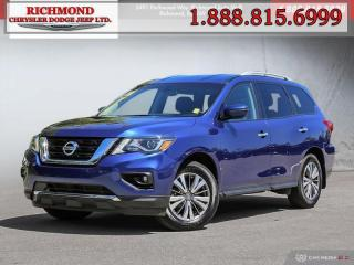 Used 2017 Nissan Pathfinder for sale in Richmond, BC