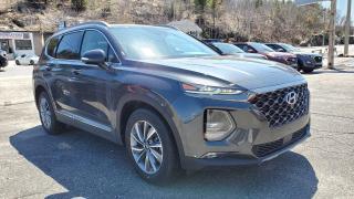New 2020 Hyundai Santa Fe 2.0T LUXURY for sale in Sudbury, ON
