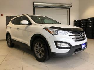 Used 2015 Hyundai Santa Fe 2.4L PREMIUM AWD CONTACTLESS DELIVERY AVAILABLE for sale in Sudbury, ON