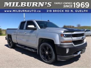 Used 2016 Chevrolet Silverado 1500 1LT Z71 4x4 / Nav. / Heated Seats for sale in Guelph, ON