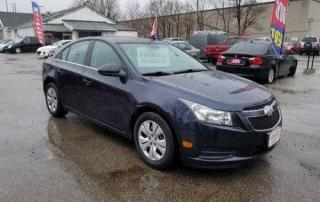 Used 2014 Chevrolet Cruze 1LT **BLUETOOTH / POWER OPTIONS*** for sale in Mississauga, ON