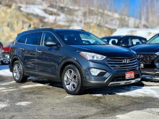 Used 2015 Hyundai Santa Fe XL V6 PREMIUM AWD -  CONTACTLESS DELIVERY AVAILABLE for sale in Sudbury, ON