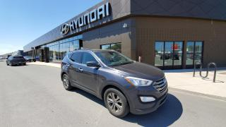 Used 2015 Hyundai Santa Fe 2.0T PREMIUM AWD - CONTACTLESS DELIVERY AVAILABLE for sale in Sudbury, ON
