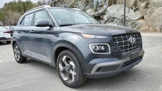 New 2020 Hyundai Venue ULTIMATE - BLACK INT for sale in Sudbury, ON