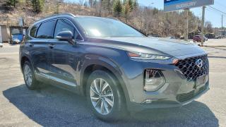 New 2020 Hyundai Santa Fe Luxury for sale in Sudbury, ON