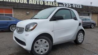 Used 2016 Smart fortwo 2dr Cpe Passion, Nav, leather, power windows for sale in Calgary, AB