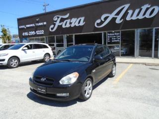 Used 2007 Hyundai Accent HB GS for sale in Scarborough, ON