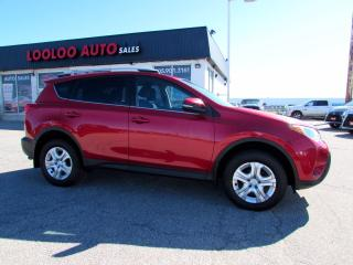 Used 2015 Toyota RAV4 LE FWD CAMERA BLUETOOTH CERTIFIED for sale in Milton, ON