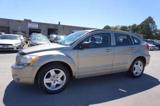 Used 2009 Dodge Caliber SXT AUTO CERTIFIED 2YR WARRANTY CRUISE CONTROL ALLOYS AUX for sale in Milton, ON