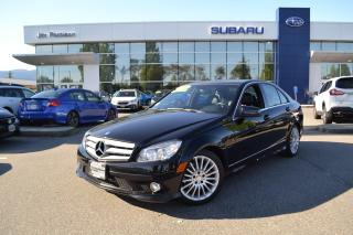 Used 2010 Mercedes-Benz C-Class C250 4MATIC for sale in Port Coquitlam, BC