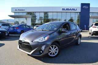 Used 2015 Toyota Prius c Technology for sale in Port Coquitlam, BC