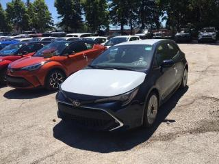 New 2020 Toyota Corolla 2W 4CY H/BACK XSE for sale in Mississauga, ON