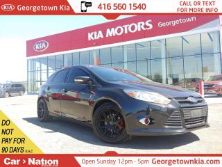 Used 2014 Ford Focus SE | UPGRADED EXHAUST|ALLOYS| TINTS| FOG| PWR GRP for sale in Georgetown, ON