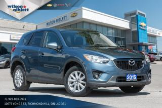 Used 2015 Mazda CX-5 GS for sale in Richmond Hill, ON