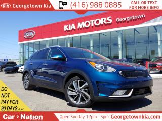 Used 2018 Kia NIRO SX TOURING|KIA WARRANTY|NAV|ROOF|B/UP CAM|LTHR| for sale in Georgetown, ON