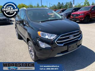 New 2020 Ford EcoSport Titanium 4WD  - $192 B/W for sale in Woodstock, ON
