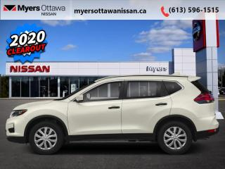 New 2020 Nissan Rogue AWD S  - Heated Seats for sale in Ottawa, ON