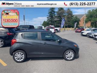 New 2020 Chevrolet Spark LT  -  Apple CarPlay for sale in Ottawa, ON