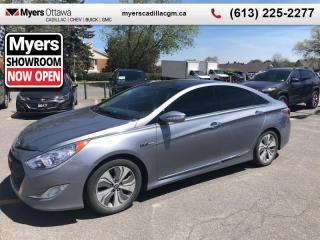 Used 2015 Hyundai Sonata Hybrid Limited  - Sunroof for sale in Ottawa, ON
