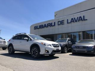 Used 2016 Subaru XV Crosstrek Sport Eyesight Awd *Toit Ouvrant* for sale in Laval, QC