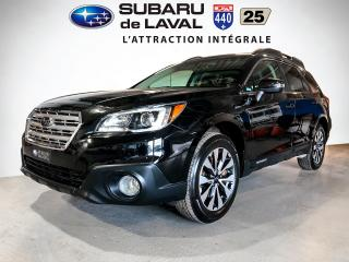 Used 2017 Subaru Outback 3.6R Ltd Awd *Cuir,Toit,Nav* for sale in Laval, QC